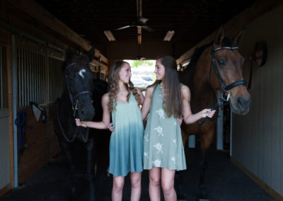 Equine Senior Portraits