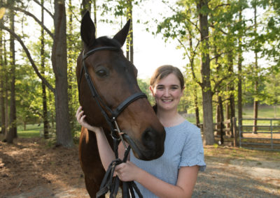 Equine High School Senior