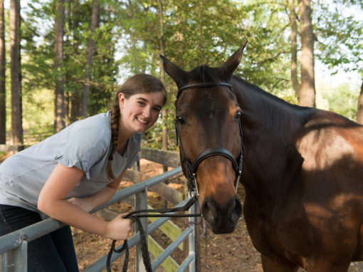 Equine High School Senior – Sarah Page